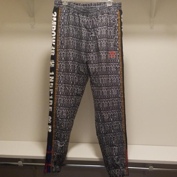 adidas Other - NWT Adidas Pharrell Williams Solar Hu Woven Pants